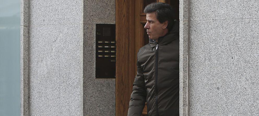 Foto: Cayetano Martínez de Irujo regresa a la normalidad