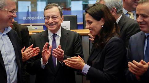 """Draghi señala que la eurozona """"se ha desacelerado más de lo esperado"""""""
