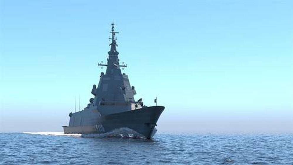 Indra fabricará por 150 M la antena digital del radar AESA de las Fragatas F-110