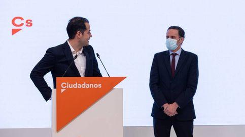 Aguado asume su desgaste y Ciudadanos confía a Bal su supervivencia en Madrid