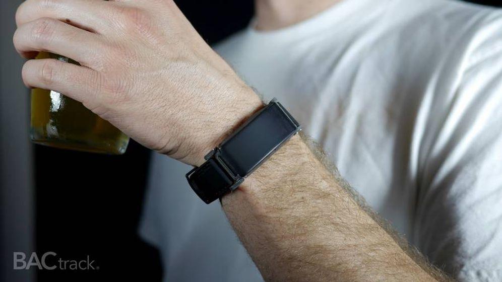 Foto: Así es BACtrack Skyn, la pulsera que te avisa del nivel de alcohol en sangre (FOTO: BACtrack).