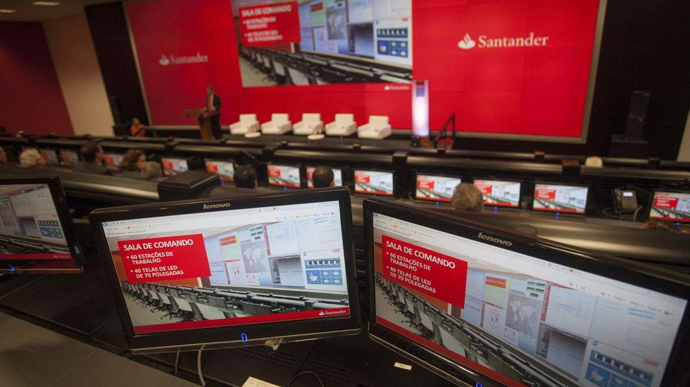 Foto: Centro de Datos de Santander Brasil (Efe)
