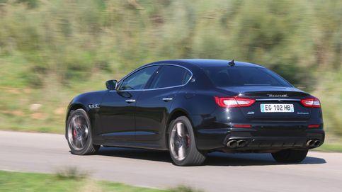 La gran berlina de lujo de Maserati con un toque más deportivo que Ferrari