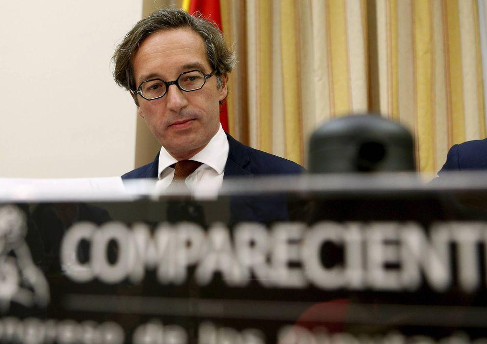 Foto: José María Lassalle, Secretario de Estado de Cultura, motor de la actual reforma de la LPI. (Efe)