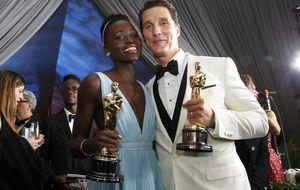 Todos los premiados de los Oscar