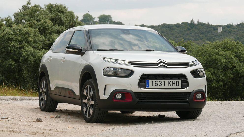 Citroën C4 Cactus, muy confortable y con mucha personalidad