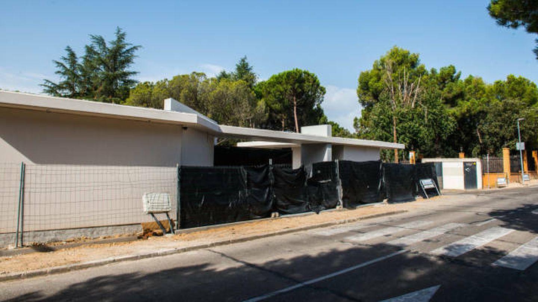 La nueva casa de Pilar Rubio y Sergio Ramos en La Moraleja. (Cordon Press)