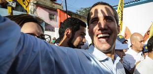 Post de Guaidó abandona el diálogo 40 días después de que lo hiciera Nicolás Maduro