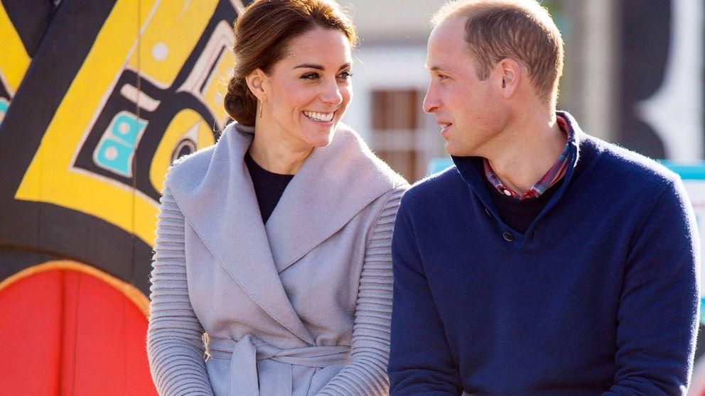 Todas las imágenes del viaje oficial de los duques de Cambridge a Canadá