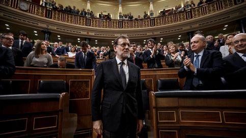 Rajoy, investido presidente con un PSOE roto y un tercio de la Cámara contra el sistema