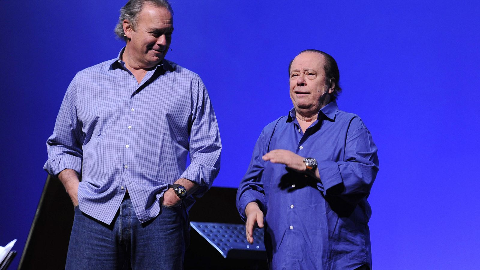 Foto:  Bertín y Arévalo. (Gtres).