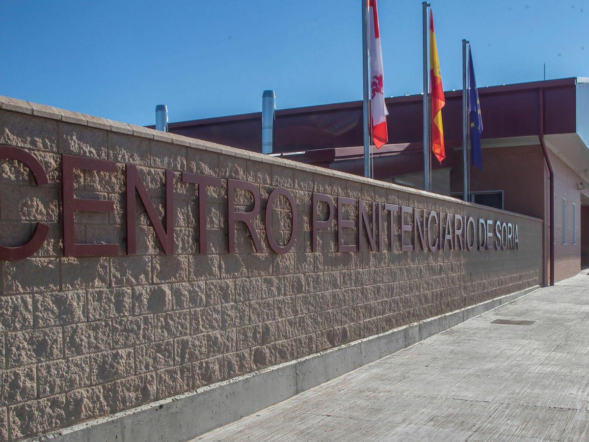 Foto: Centro penitenciario de Soria. (EFE)