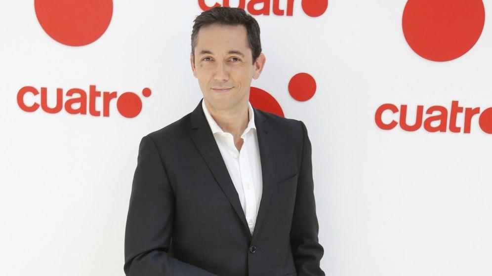 Foto: Javier Ruiz, presentador de 'Las mañanas de Cuatro'. (Gtres)