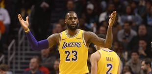 Post de El primer gran fracaso de LeBron James: la desastrosa temporada de los Lakers