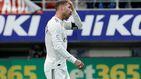 El rapapolvo de Sergio Ramos tras la derrota del Real Madrid ante el Eibar