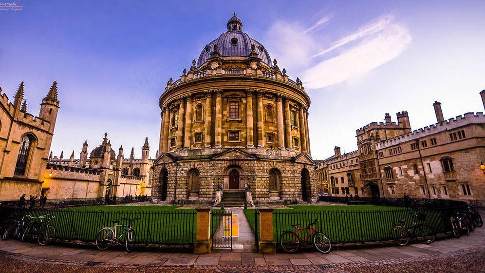 Foto: En el seno de una de las universidades más prestigiosas del mundo ocurren ciertas cosas difíciles de explicar... (Pablo Fernández/ Flickr)
