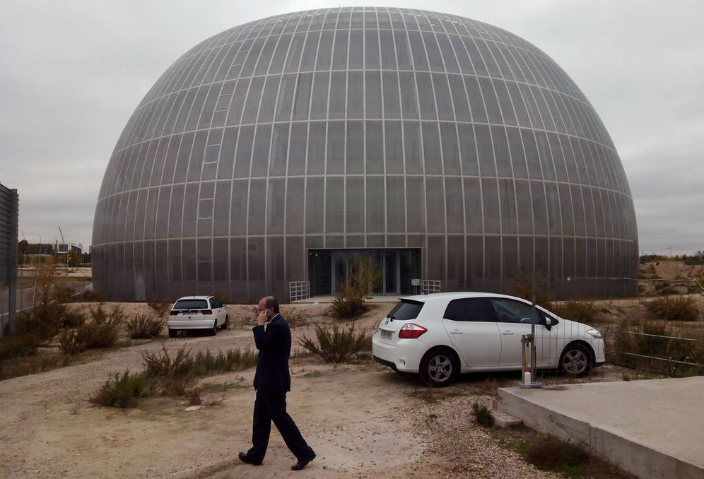 Foto: El Instituto de Medicina Legal, el único construido en Campus de la Justicia