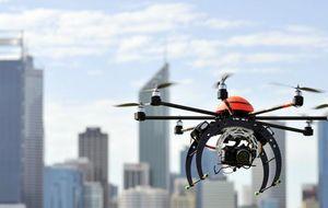 ¡Aterrice ese 'drone' con las manos en alto!