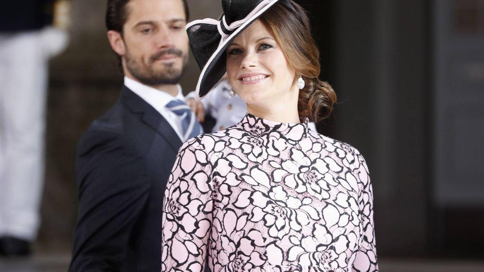 Foto: La princesa Sofía de Suecia, en una imagen de archivo. (Getty)
