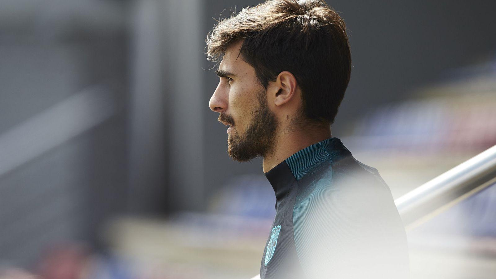 Foto: El Barcelona no cuenta con André Gomes y le busca una salida desde hace tiempo. (EFE)