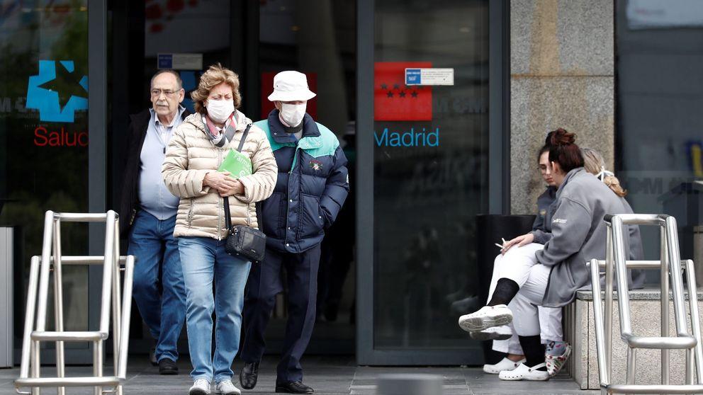 Sanitarios del Ramón y Cajal se plantan: Nos niegan hasta las mascarillas