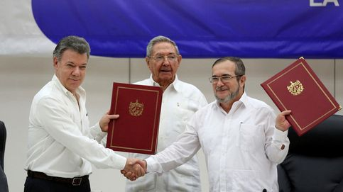 Colombia y las FARC firman el alto el fuego tras más de medio siglo de conflicto