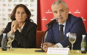 Escañuela pide que le sancionen al pedir que pare el conflicto de Gaza