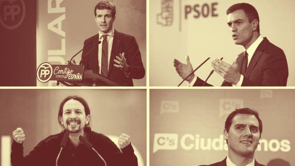 Una nueva generación ha llegado a la política española... y todo es peor que antes