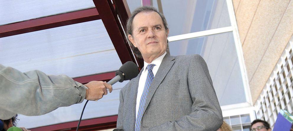 Foto: El cantante Antonio Morales 'Junior' en una imagen de archivo en los Juzgados de Madrid (Gtres)