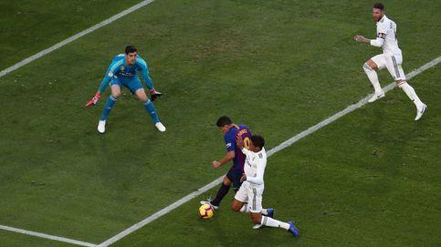 Madrid y Barça, unidos por el VAR: lo adoran cuando van líderes y lo detestan cuando no
