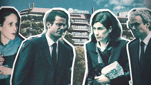 La saga de los Lara: el marqués, la abogada, la periodista y el vendedor