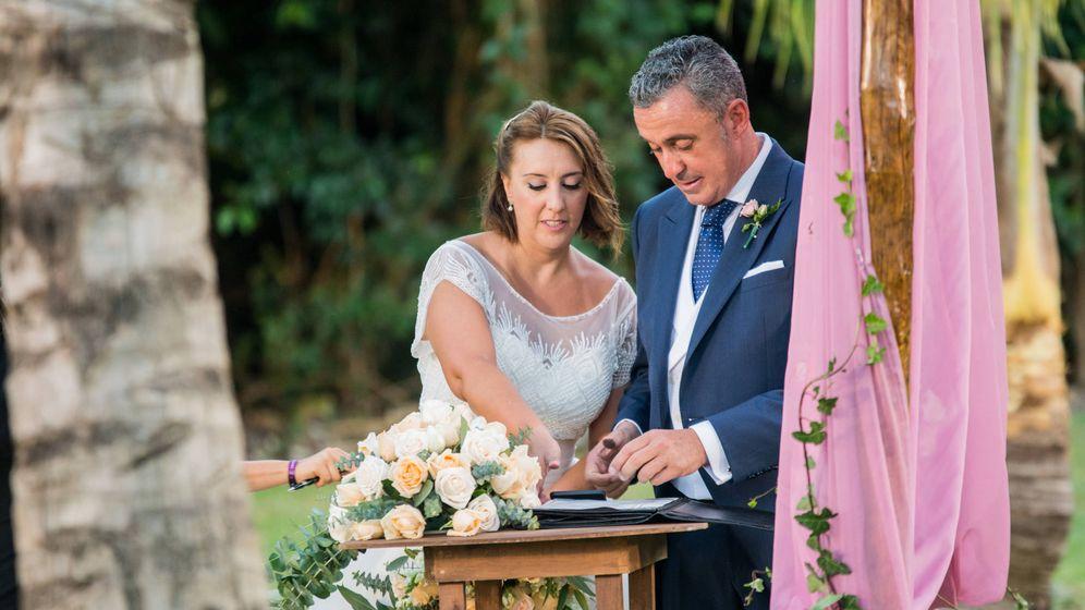 Foto: Una de las parejas de 'Casados a primera vista'