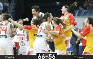 España hace historia y se mete en la final con una imperial Alba Torrens