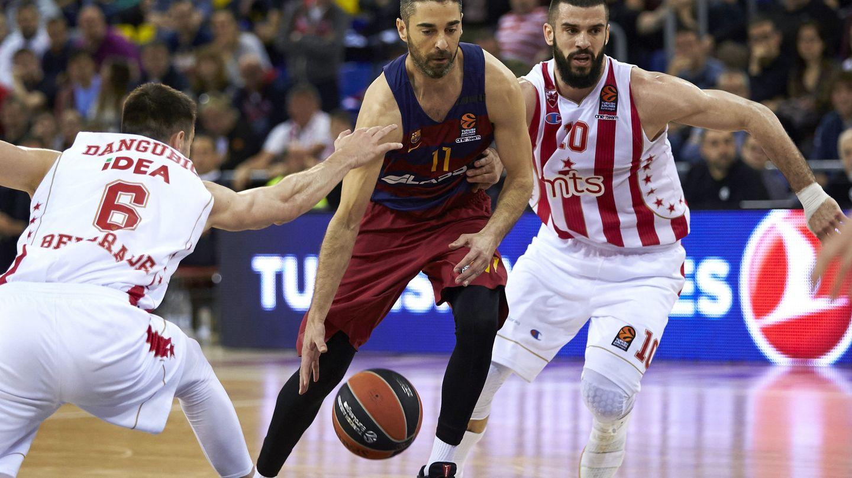 El Barcelona no se ha clasificado para los 'playoffs' de la Euroliga. (EFE)
