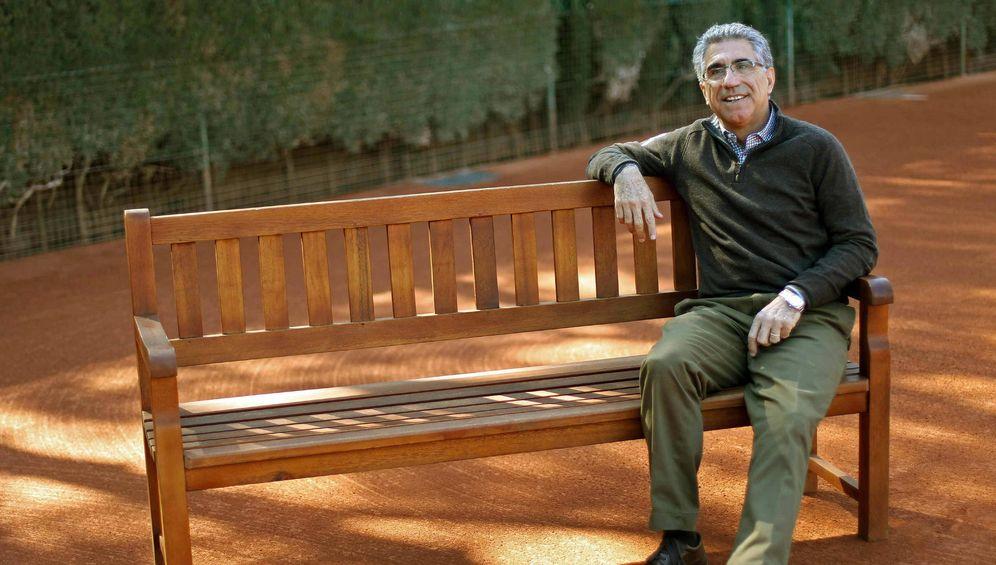 Foto: Manuel Orantes, en una imagen de archivo (EFE)