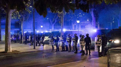 Última hora de los disturbios en Barcelona, en directo   54 detenidos y 182 heridos