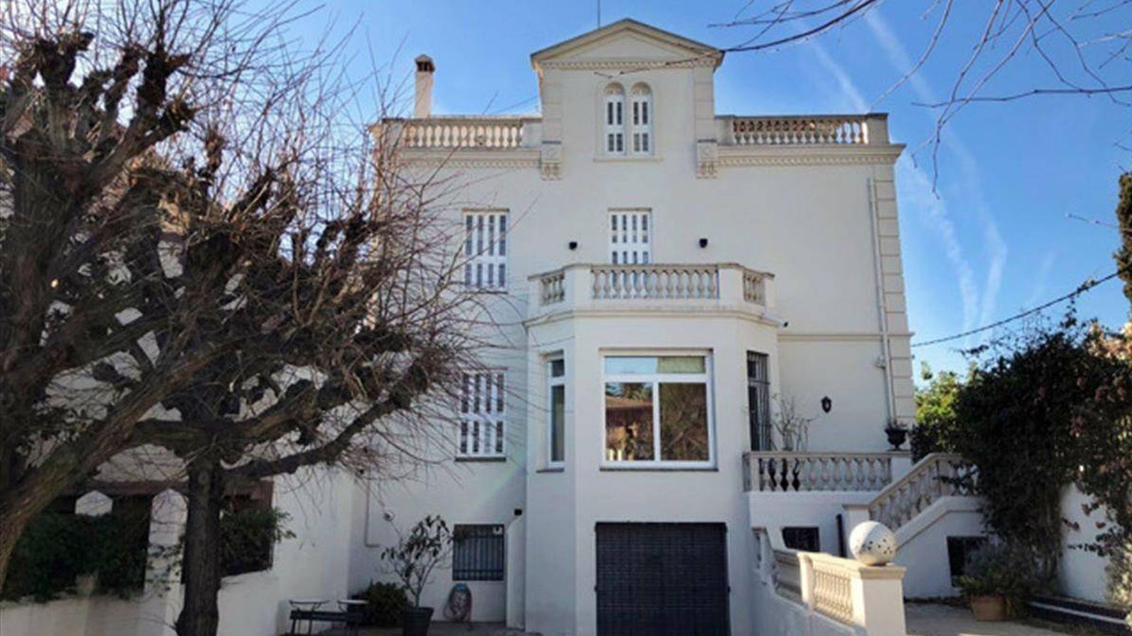 Foto: La agencia inmobiliaria Luxury Font vende la casa de Johan Cruyff en Barcelona.