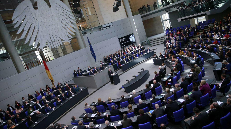 Foto: Imagen del Bundestag en Berlín, el 22 de marzo de 2017. (Reuters)