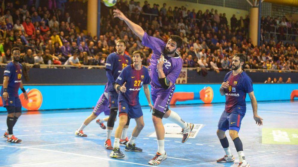 Foto: El Quabit Guadalajara logró el resultado más sorprendente del balonmano español en años. (Quabit Guadalajara)