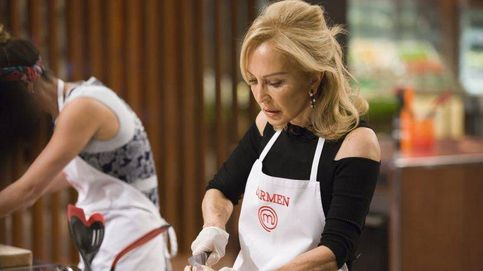 Pullas a Carmen Lomana y 'MasterChef Celebrity' en 'MasterChef Junior'