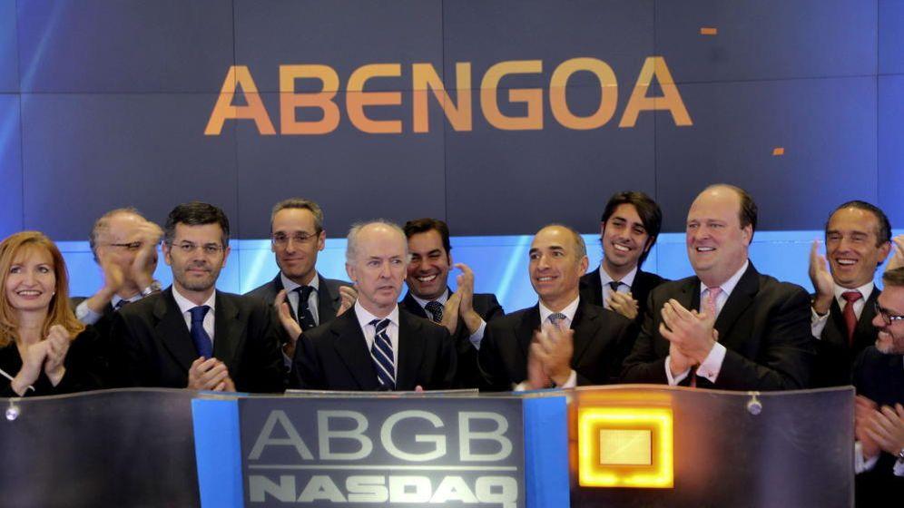 Foto: Felipe Benjumea (centro), en una imagen de archivo. (Gtres)