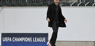 Post de Zidane entra en tensión y se carga en un mes la euforia del Clásico