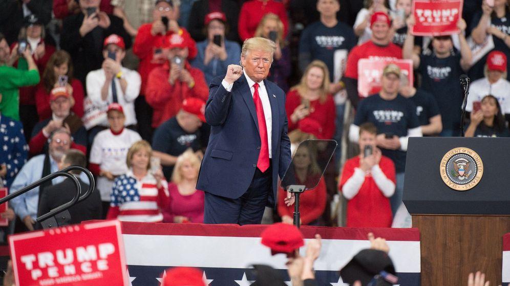 Foto: El presidente estadounidense Donald Trump. (EFE)