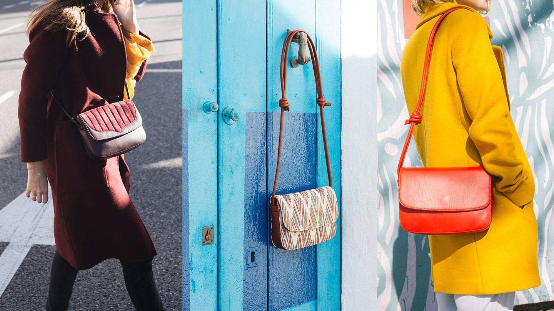 Versatilidad sin límites. El diseño atemporal de los bolsos y complementos de La Portegna son muy apreciados por celebridades de medio mundo.