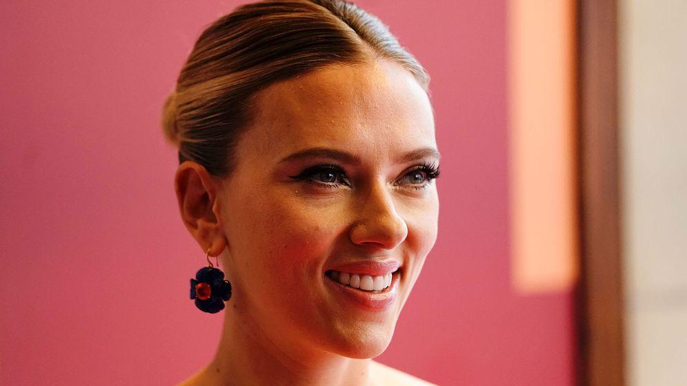 Foto: Scarlett en la 44 edición del Festival de Toronto. (Reuters)
