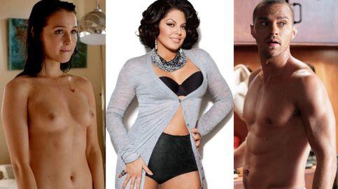 'Anatomía de Grey', al desnudo: las fotos más sexis de los personajes de tu serie favorita