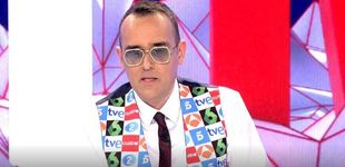 Post de Risto Mejide condena a Javier Negre: