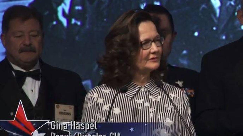 Gina Haspel, subdirectora de la CIA y ahora designada directora de la agencia | YouTube