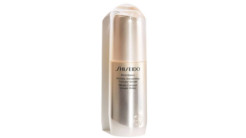 Wrinkle Smoothing Contour Serum de Shiseido.