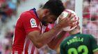 El Atlético derrapa: las angustias que pasó Simeone en el agónico empate con el Eibar